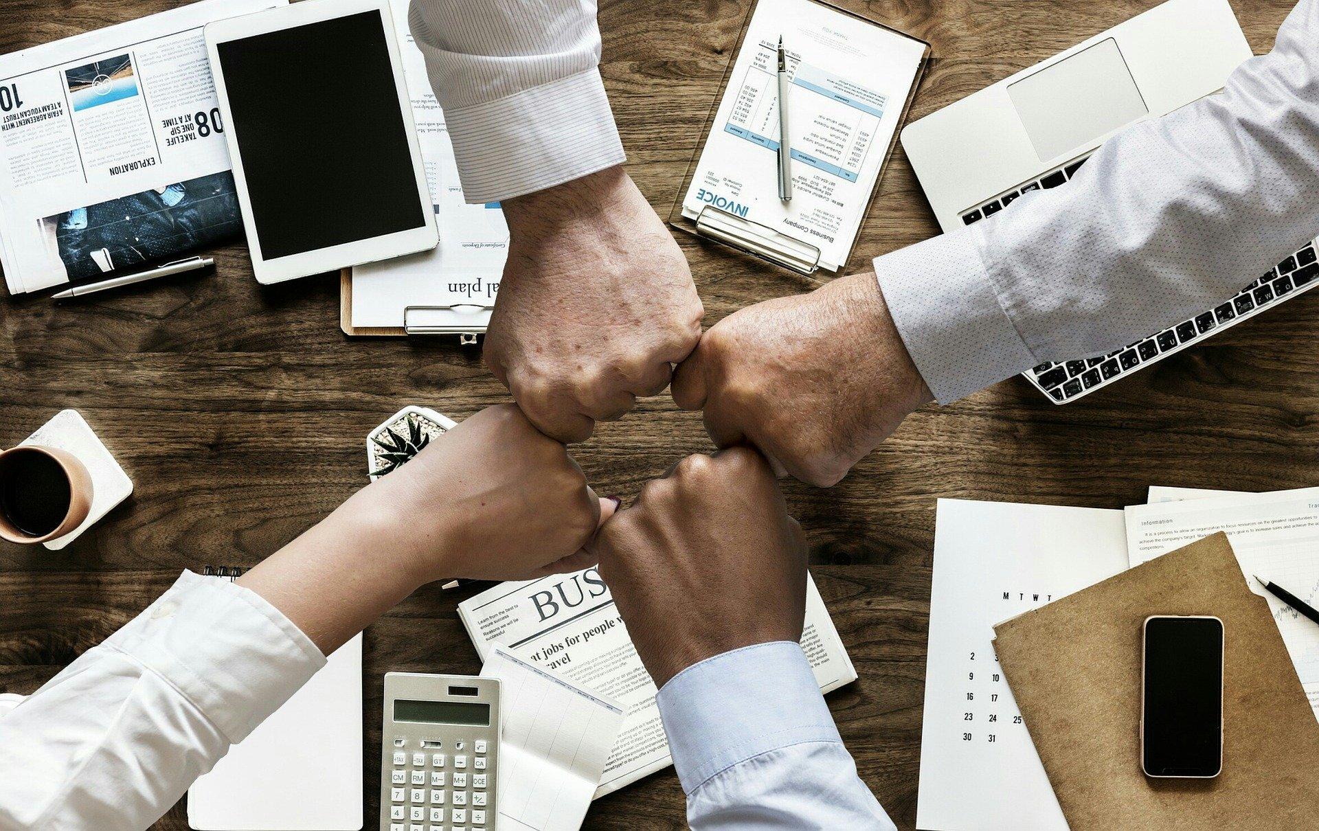 Webseite für Kleinunternehmen